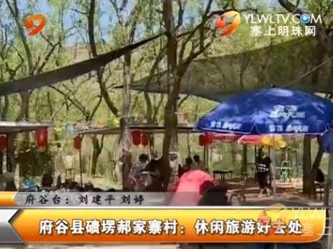 府谷县碛塄郝家寨村:休闲旅游好去处