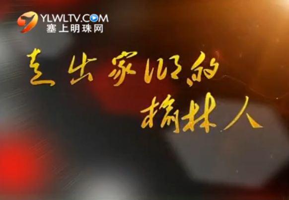 走出家乡的榆林人 2016-01-25